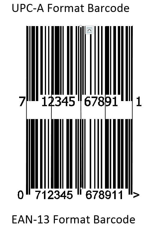 1d Barcodes Are Made Up Of Parallel Lines And Spaces They Good For Storing A Fairly Small Amount Information Such As Product Name Number